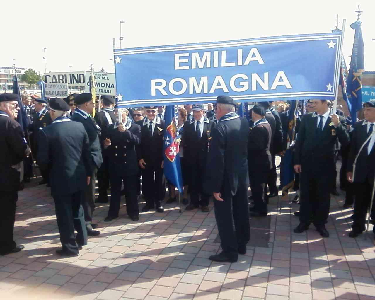 Gruppo Emilia Romagna Raduno di Jesolo