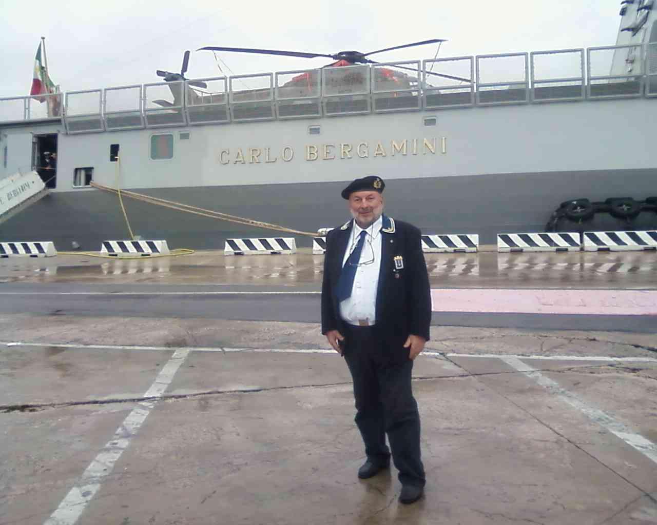 Presidente ANMI Colorno ROSSI Franco Ancona 16/10/2013