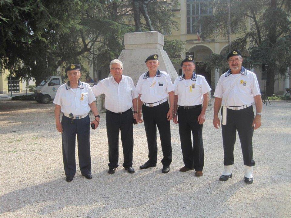 Commemorazione Caduti San Secondo P/se 07 Giugno 2014