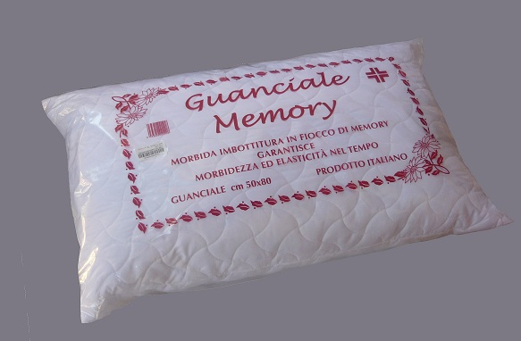 GUANCIALE FIOCCO DI MEMORY