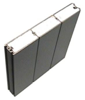 In Alluminio Estruso Coibentato