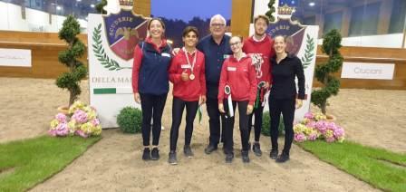 Campionati Italiani Fise Volteggio 2019