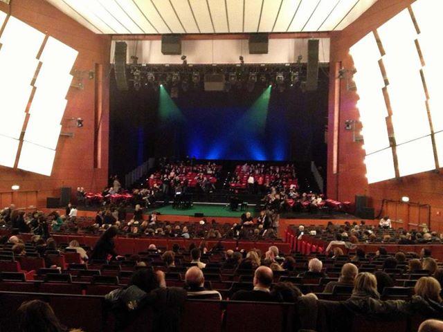 Claudio Baglioni Teatro degli Arcimboldi