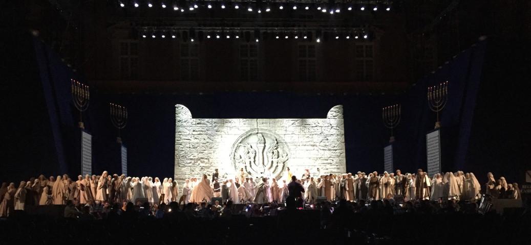 Reggia di Caserta Nabucco Dir. Daniel Oren