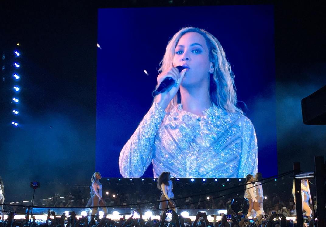 Beyonce San Siro