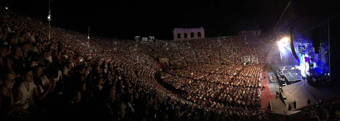 Pooh Show Arena Verona