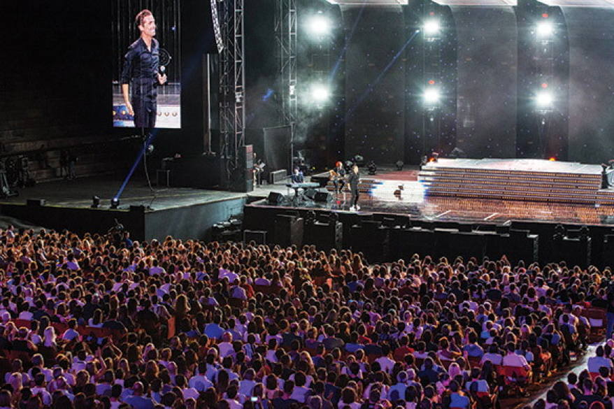 Angelo Pintus Arena Vrona