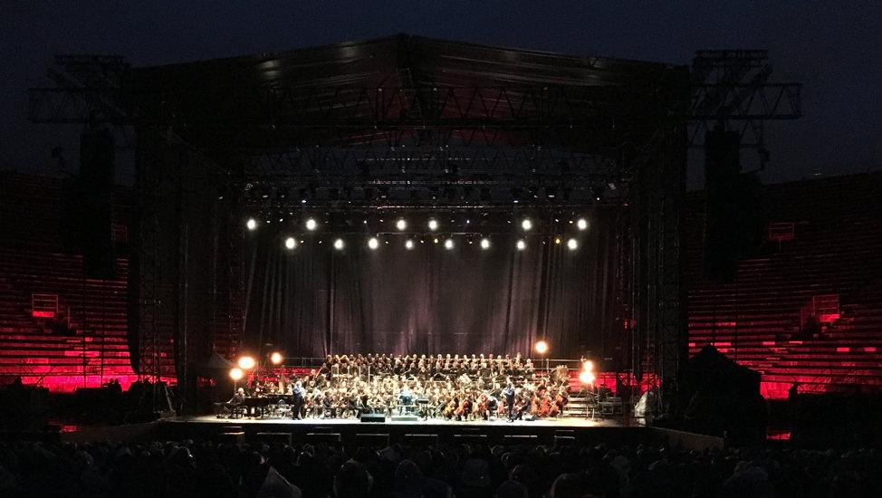 Ennio Morricone Arena di Verona