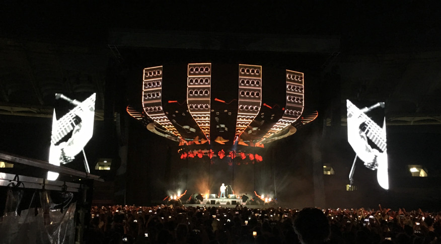 Ed Sheeran Milano