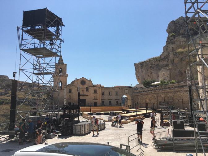 Matera Orchestra e Coro San Carlo Napoli. Cavalleria Rusticana