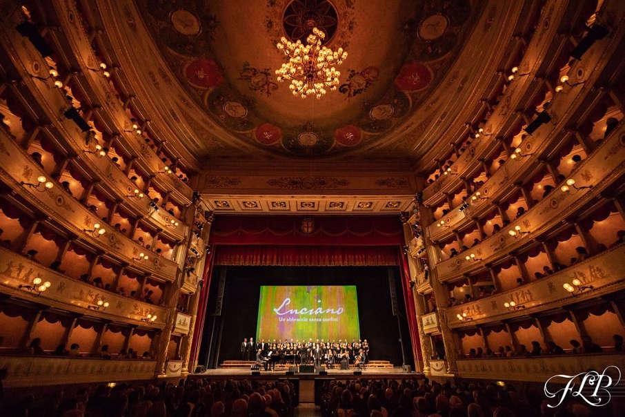 L. Pavarotti Anniversario Teatro Luciano Pavarotti Modena