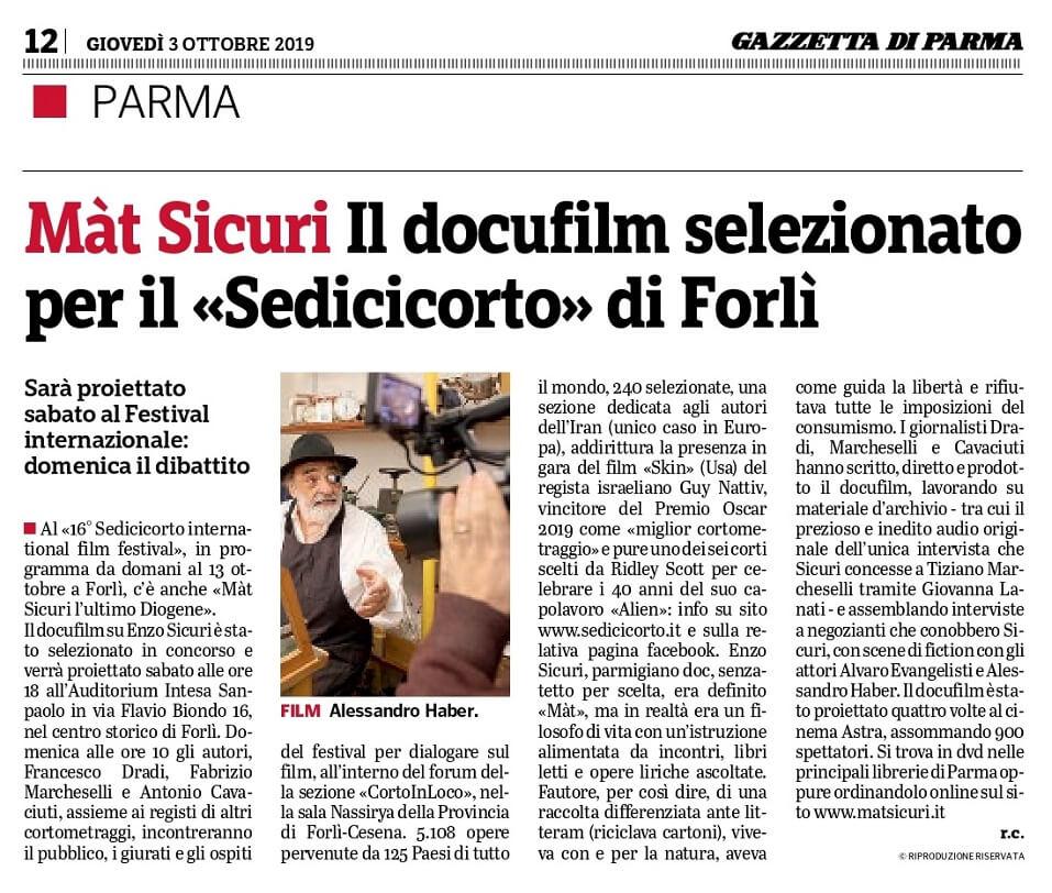 Gazzetta di Parma,