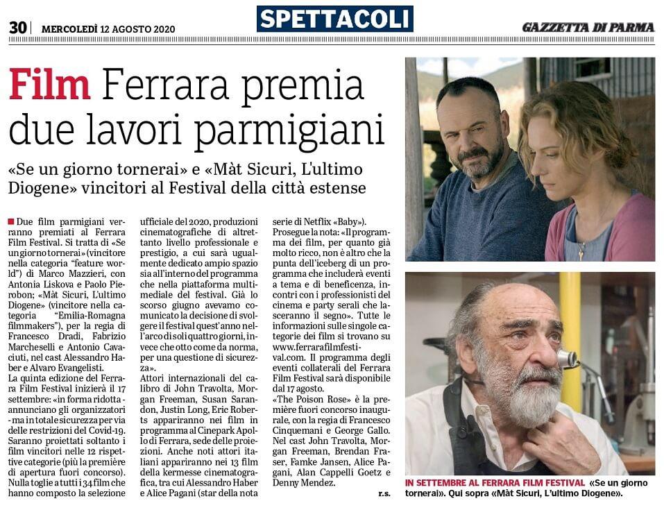 .Gazzetta di Parma,