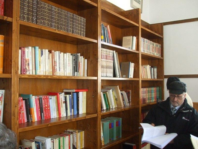 INAUGURAZIONE BIBLIOTECA COMUNALE FRABOSA SOTTANA