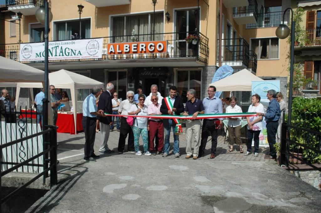 2° SALONE DEL LIBRO DI MONTAGNA FRABOSA SOTTANA 2015