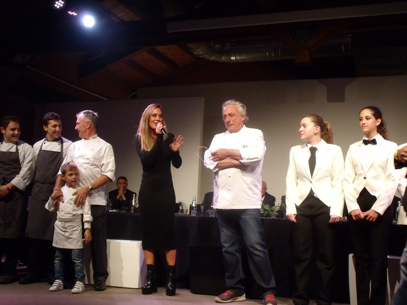 Gala Castagna d'oro 2015 Frabosa Sottana
