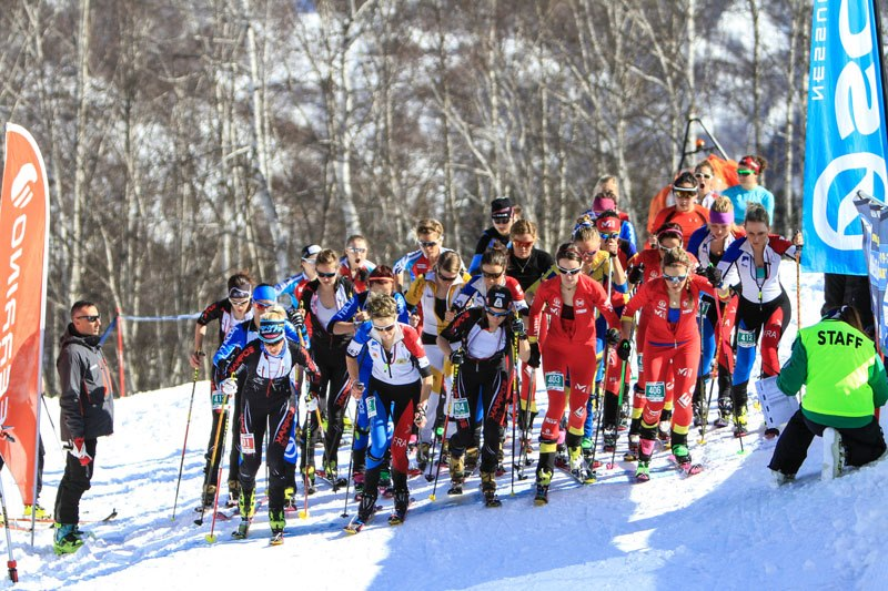 WORLD CUP SKI ALP 2016  FRABOSA SOTTANA