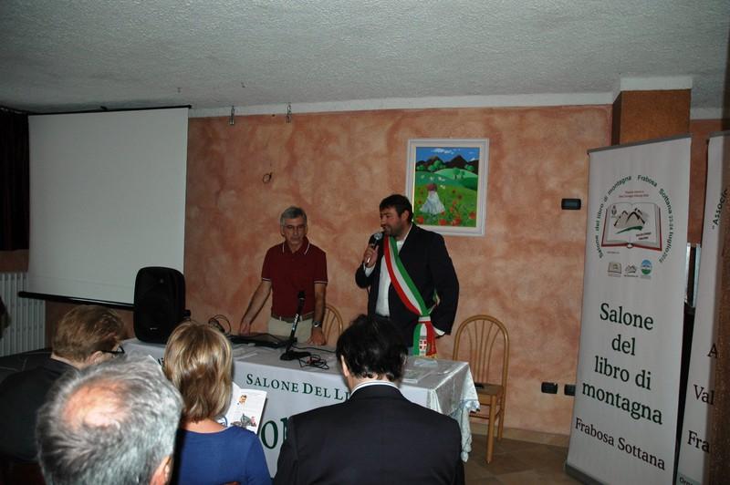 3° SALONE DEL LIBRO DI MONTAGNA FRABOSA SOTTANA 2016