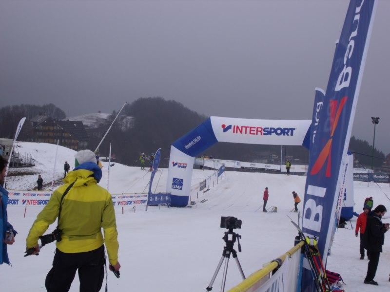 WORLD CUP 2017 SCI ALPINISMO PRATONEVOSO