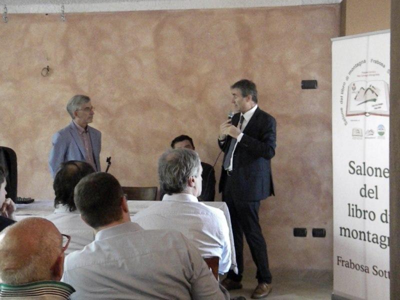 4° SALONE DEL LIBRO DI MONTAGNA FRABOSA SOTTANA 2017