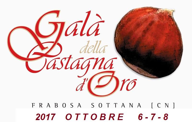 Galà Castagna d'Oro 2017 Frabosa Sottana