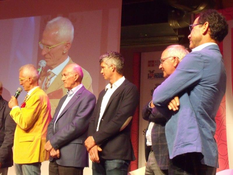 PRESENTAZIONE TAPPA GIRO D'ITALIA AL GALAPALACE DI FRABOSA SOTTANA