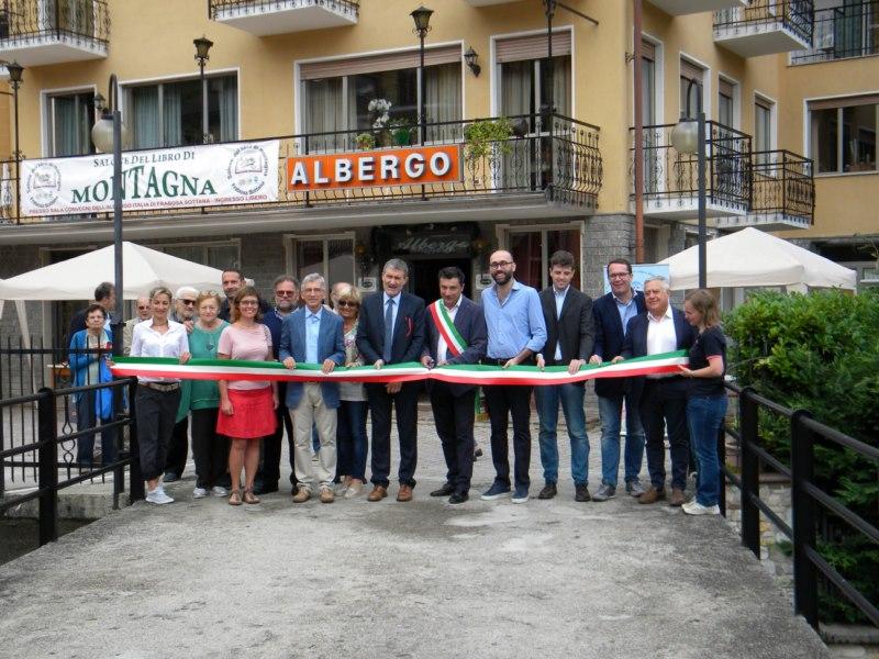 5° SALONE DEL LIBRO DI MONTAGNA FRABOSA SOTTANA2018