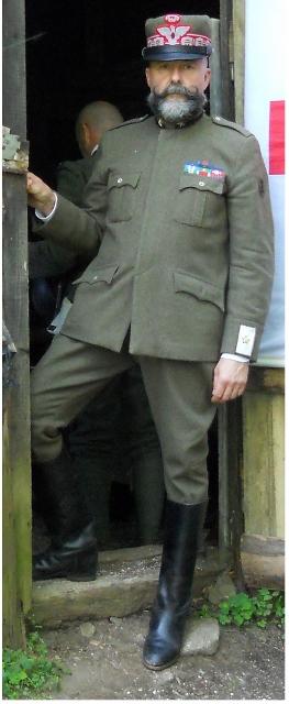 Maggior generale in comando di brigata