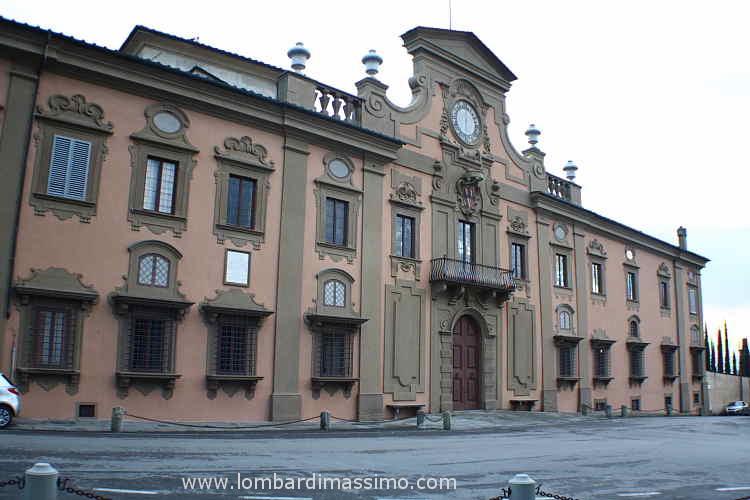 Villa Corsini Castello Firenze