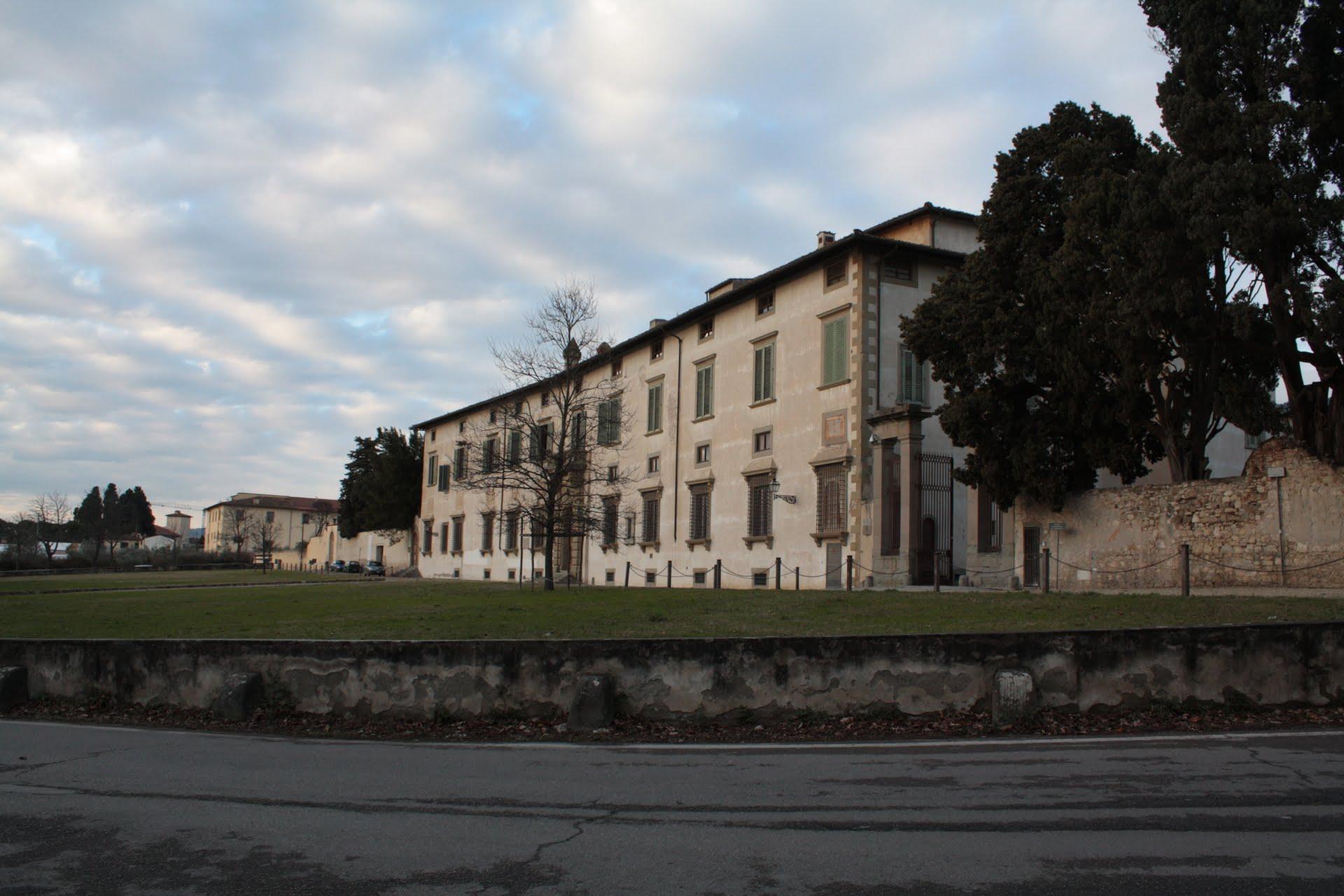 Villa Reale Castello Firenze