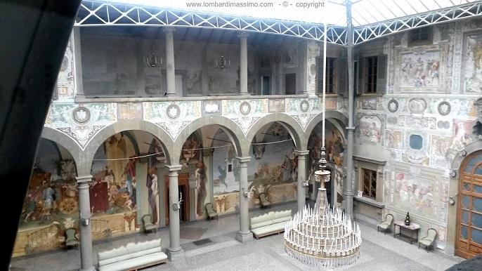 Villa Petraia Castello Firenze