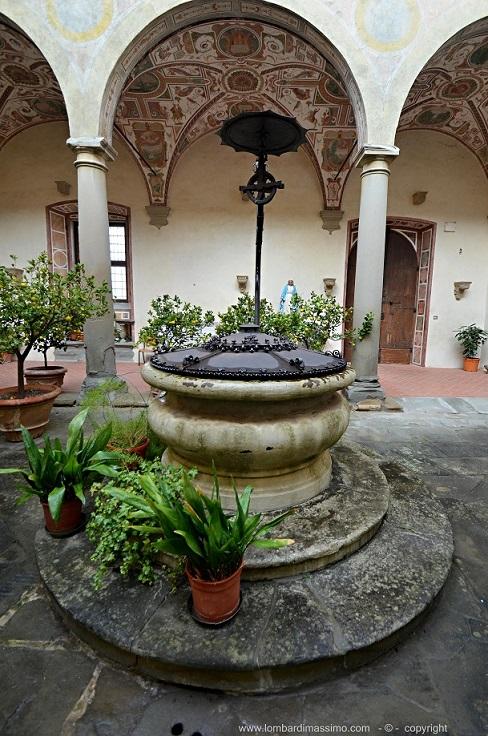 Villa il Pozzino Castello Firenze