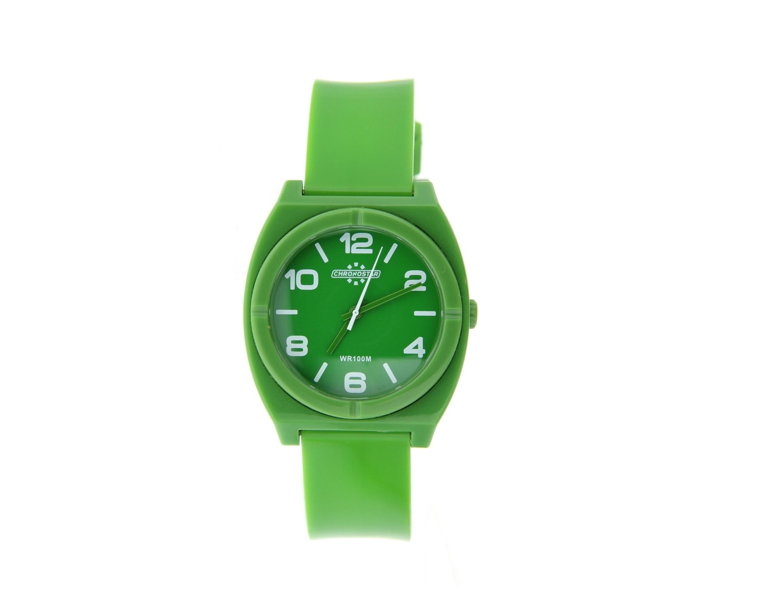 BuBBle orologio di Design Verde