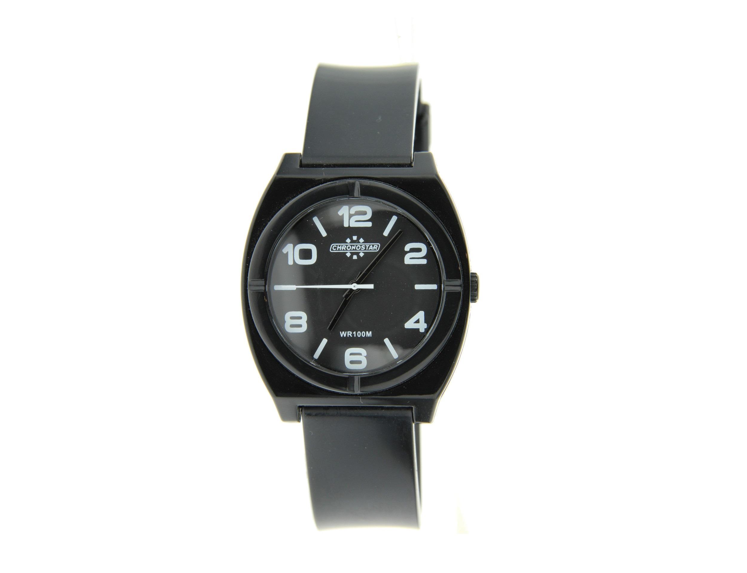BuBBle orologio di Design Nero