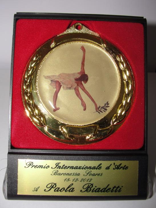 Premio Internazionale Baronessa Soares