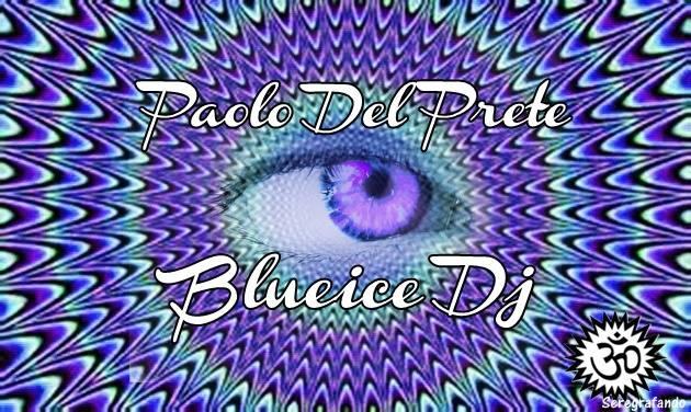 PAOLO DEL PRETE feat. BLUEICE DJ logo