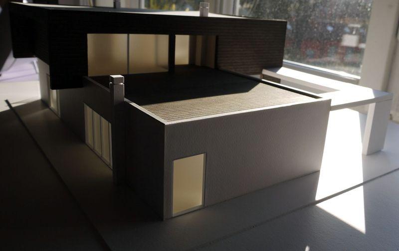 Plastici architettonici modelli in scala for Eme ursella