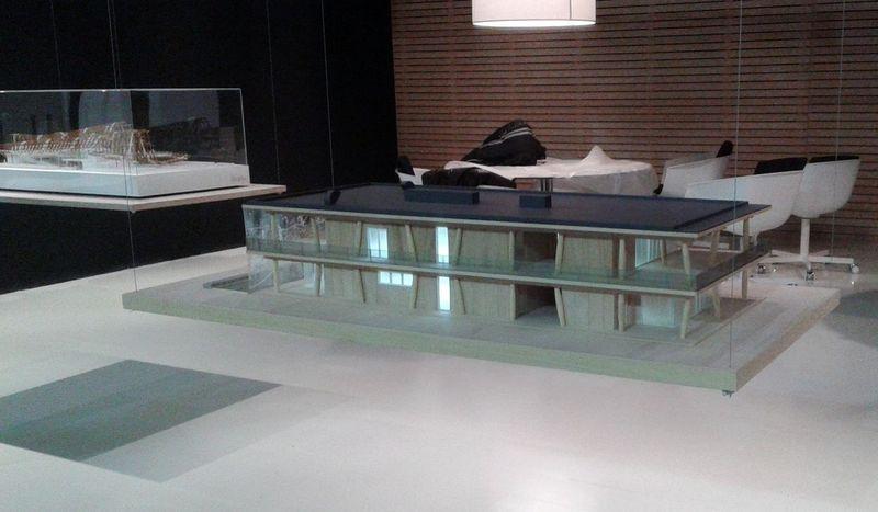 made expo 2015 Milano - modelli sospesi con illuminazione