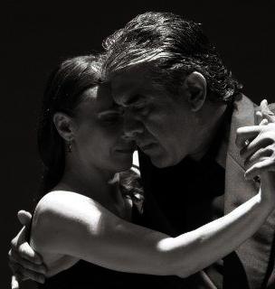 Osvaldo Roldàn e Anna Maria Ferrara