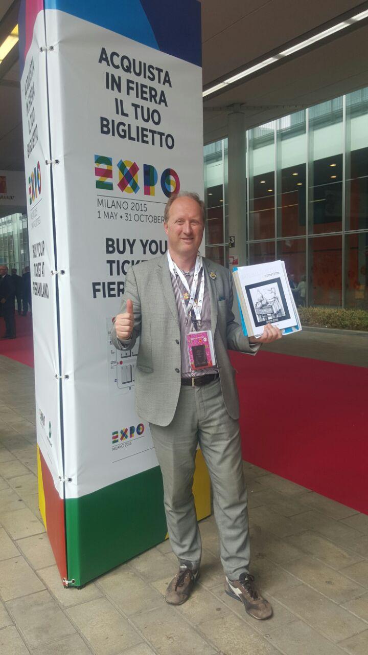 Spoleto Festival Art sar� presente all'Expo di Milano Prof. Filipponi