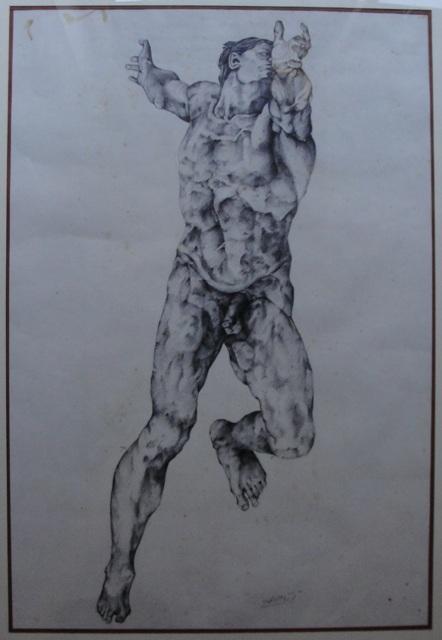 I nudi -omaggio a Michelangelo