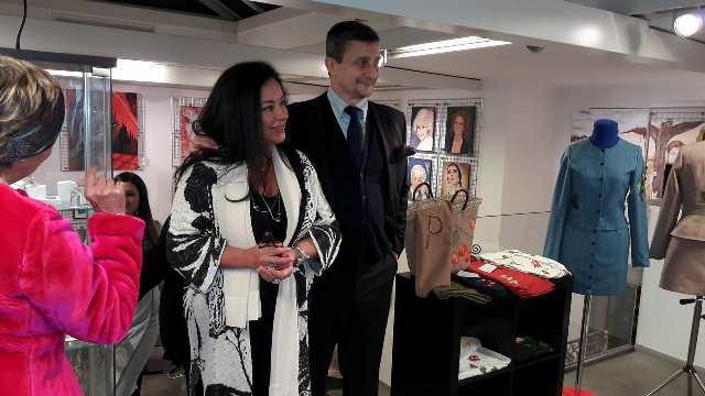 con Andrea Cavazzini