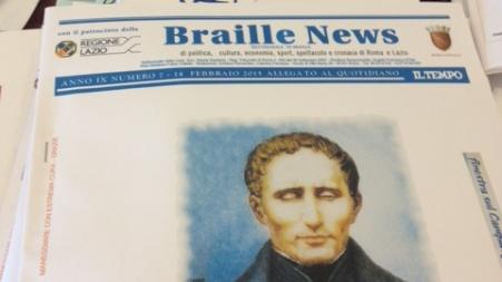Braille News