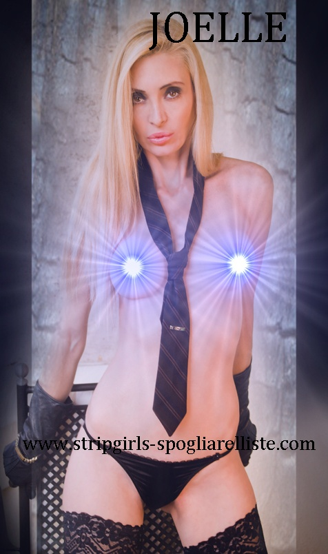 JOELLE SEXY STAR STRIPGIRL
