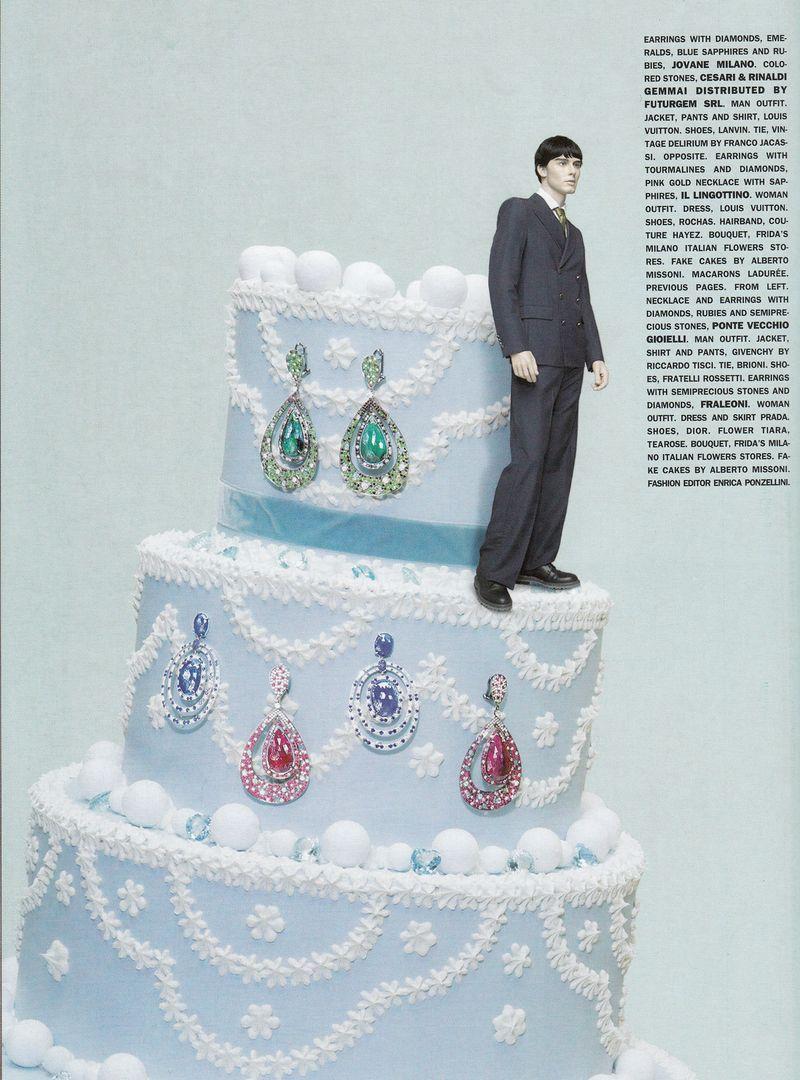 Vogue Gioielli Marzo 2013