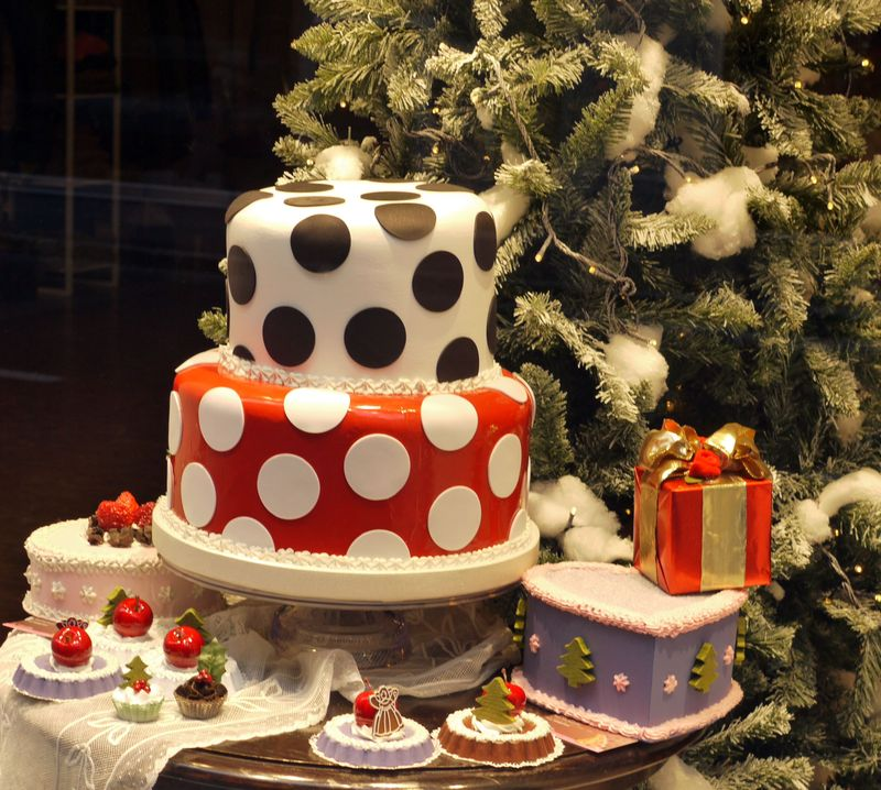 Vetrine natalizie di Urban Trieste