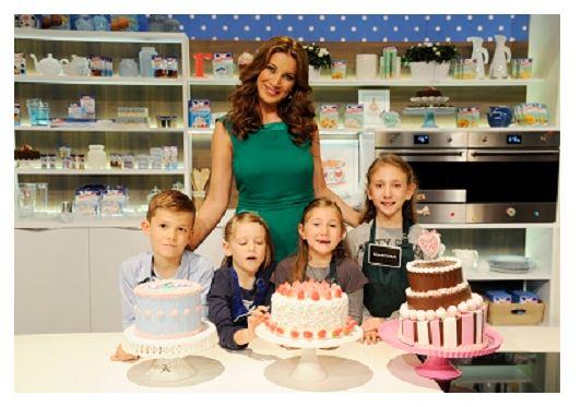 torte finte su Mamma che torta - Mediaset