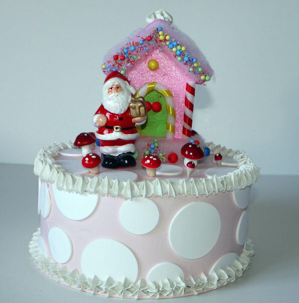 Christmas Cake ( torte finte Alberto Missoni)