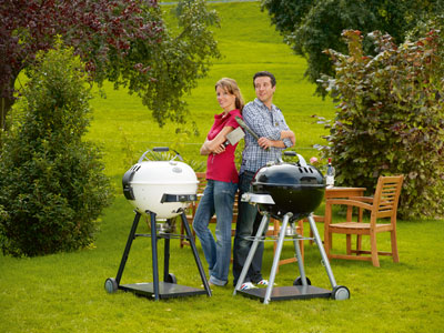 presentazione barbecue OUTDOORCHEF